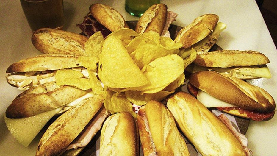 Spain Sandwich Conquistadors '100 Montaditos' Set Sail for U.S.