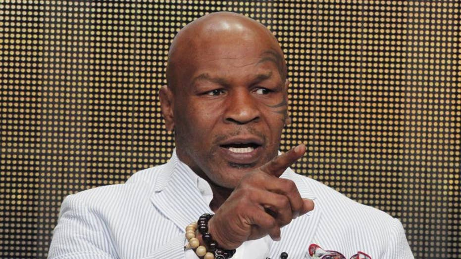 Mike Tyson believes he could've held his own in MMA