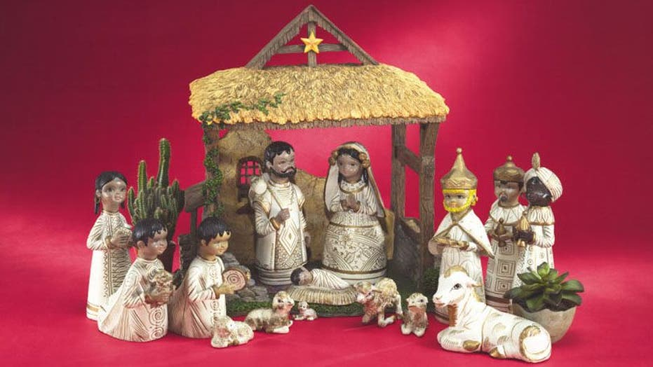 Nativity Scenes with a Cultural Flavor