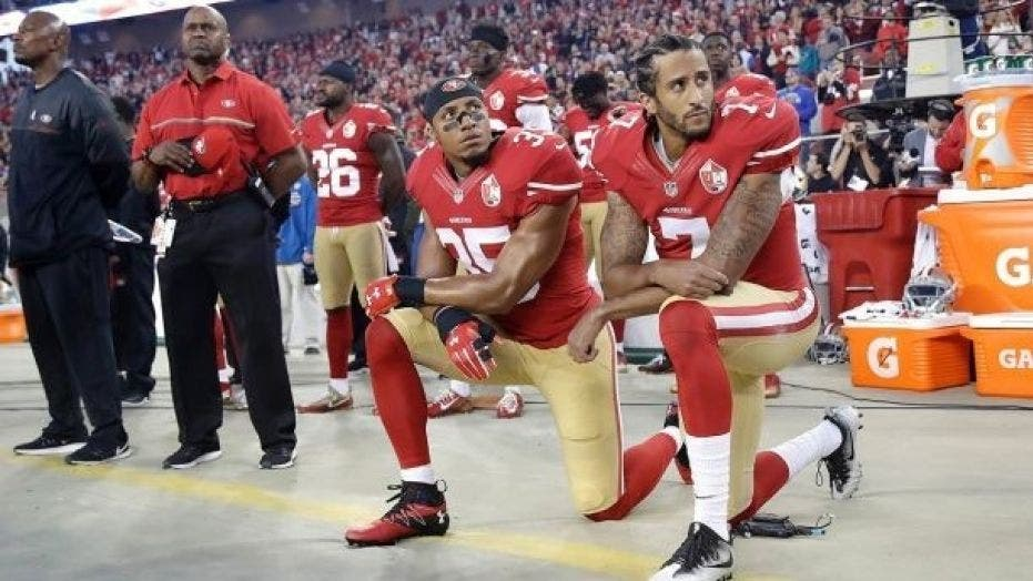 Colin Kaepernick slams NFL over social justice campaign, Eric Reid free agency