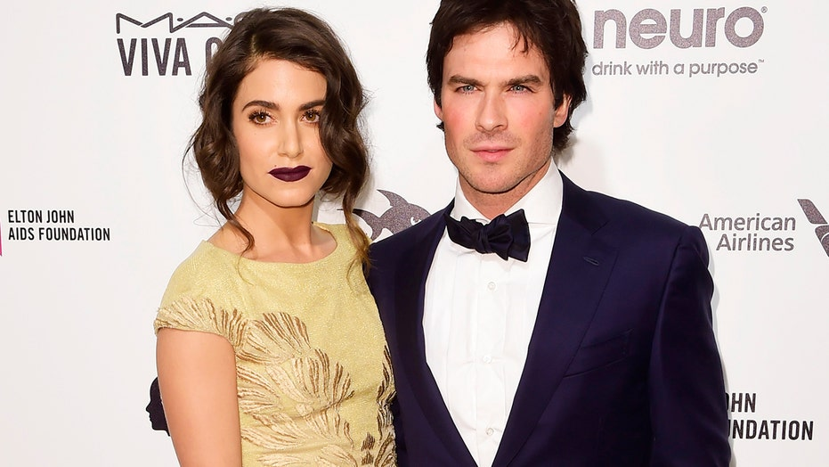 Ian Somerhalder credits Nikki Reed for helping him out of 8-figure debt after 'terrible business situation'