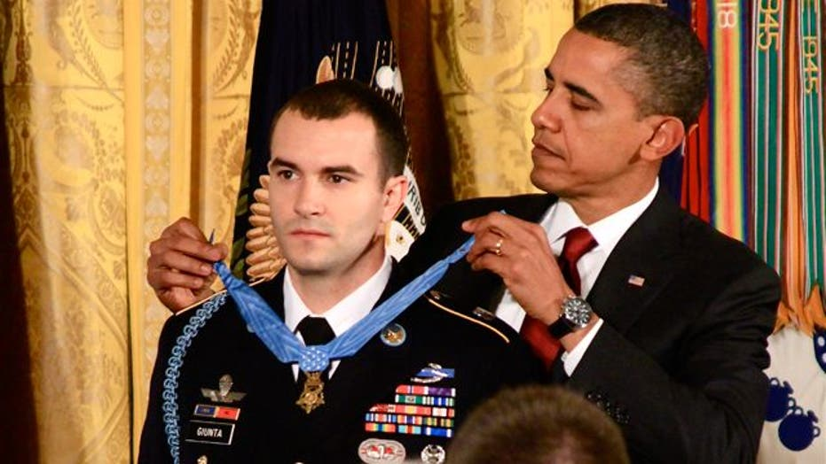High Honors: Living Soldier Awarded Medal of Honor for Afghanistan Service