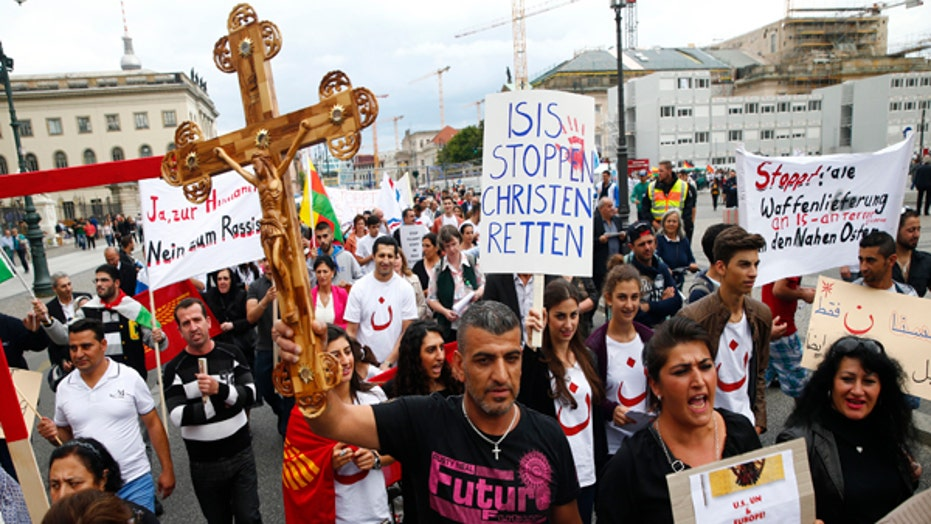 Report shows Christian persecution in some parts of the world is close to genocidal levels