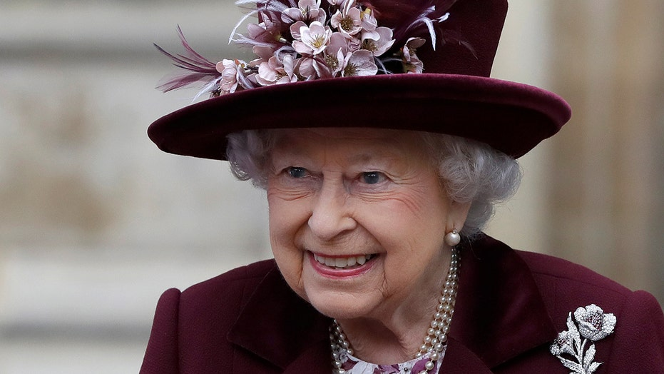 Queen Elizabeth says she's thankful for support amid 'period of great sadness' following Prince Philip's death