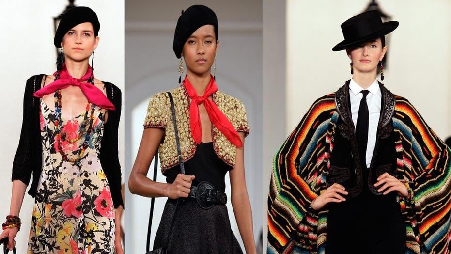NYFW: Ralph Lauren Goes Latino