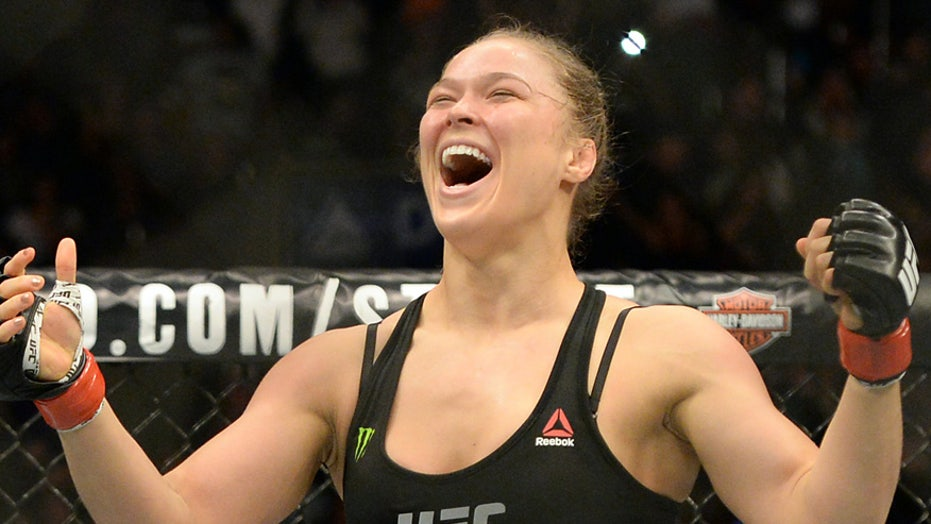 8 things you didn't know about Ronda Rousey