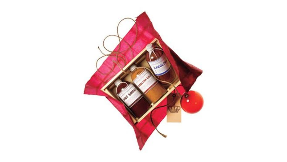 Edible gifts for food-lovers