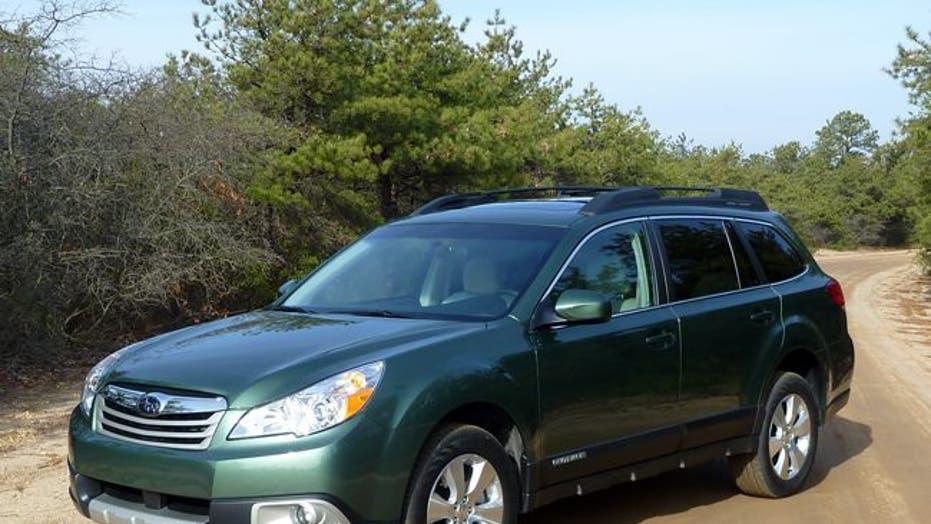 2010 Subaru Outback 3.6 R Limited