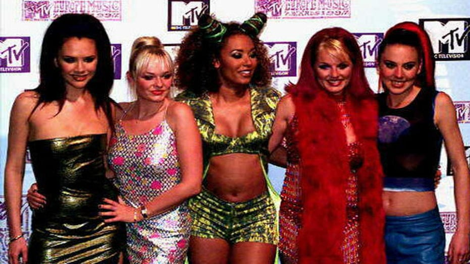 Then/Now: The Spice Girls