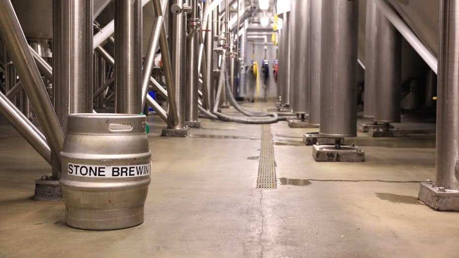 A Look Inside A Small Batch Brewery
