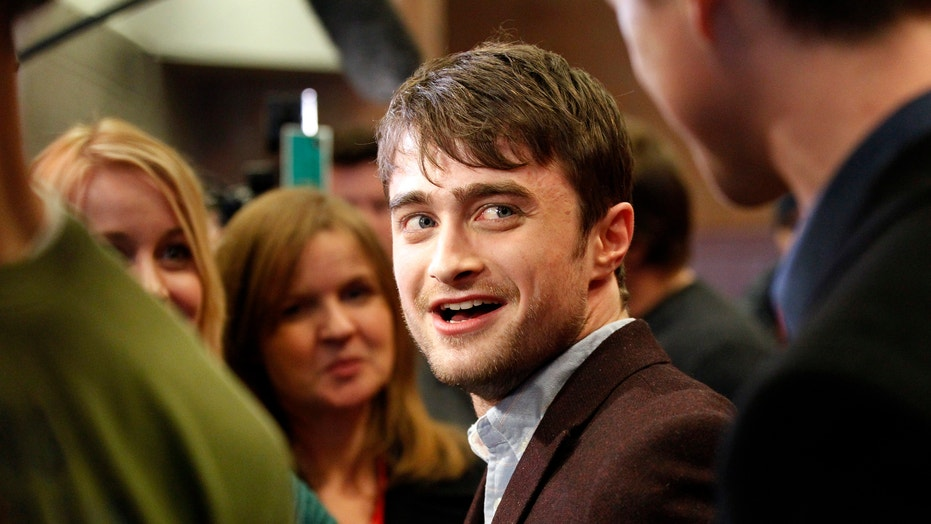 Former 'Harry Potter' star Daniel Radcliffe explains why he would be open to doing a punk biopic