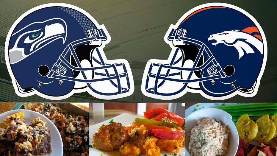 2014 Super Bowl Recipes