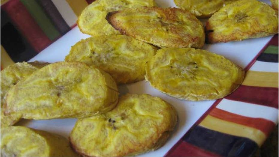 Baked Sweet Plantains Recipe