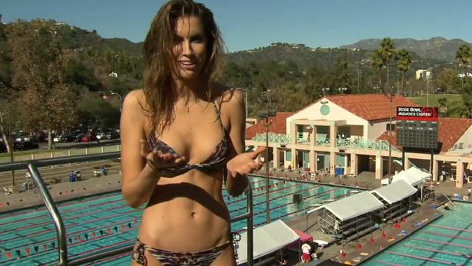 The lovely and talented Katherine Webb
