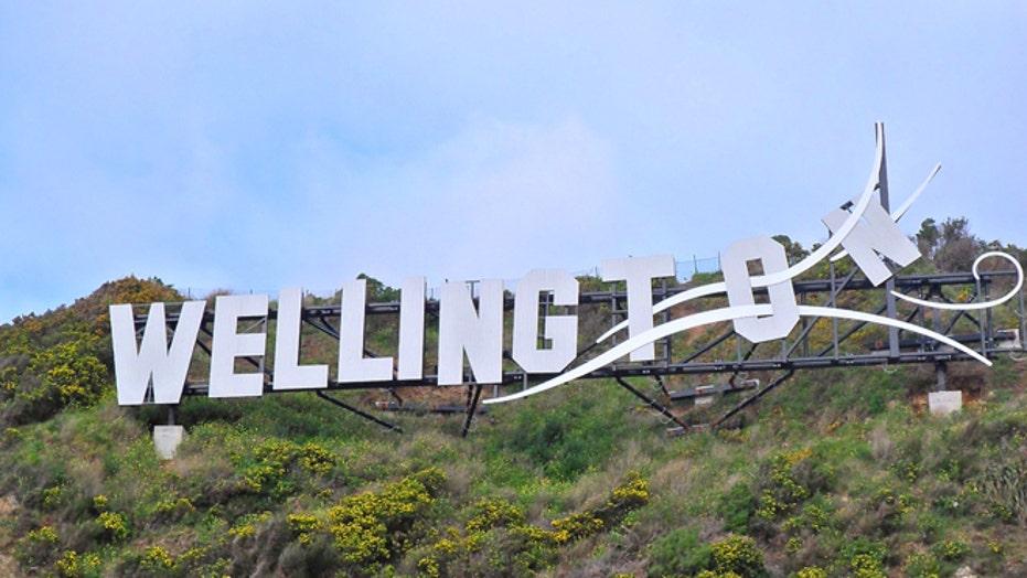 Wellington: The land of hobbits