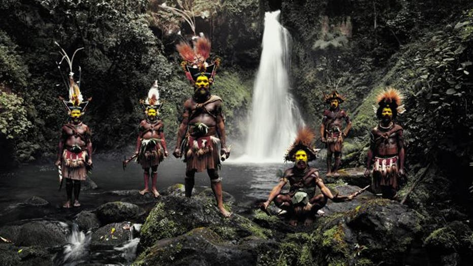 Stunning portraits of the world's most remote tribes