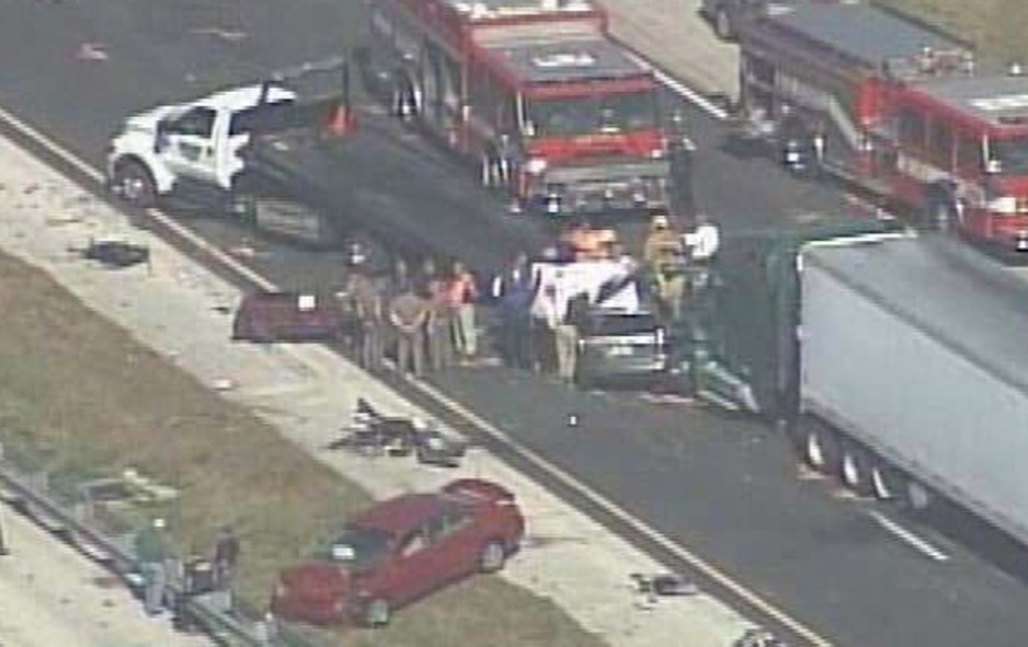 Florida highway crashes kill at least 10 | Fox News