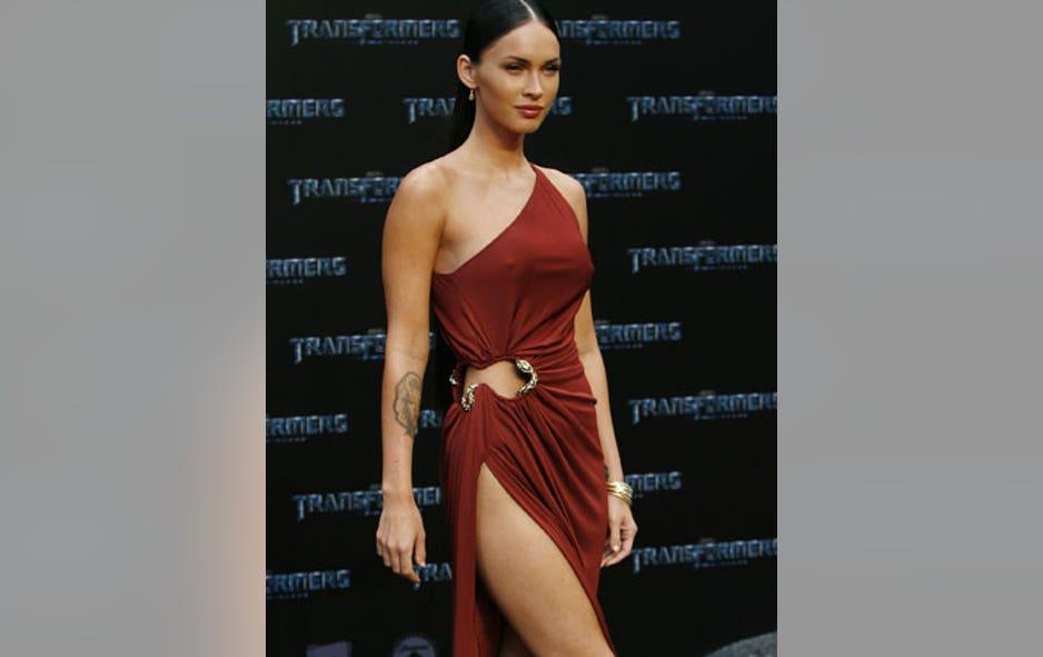f1f3d7231b Megan Fox's Sizzling Premiere Style   Fox News