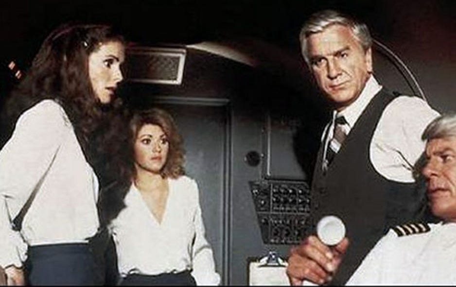Then Now The Cast Of Airplane Fox News