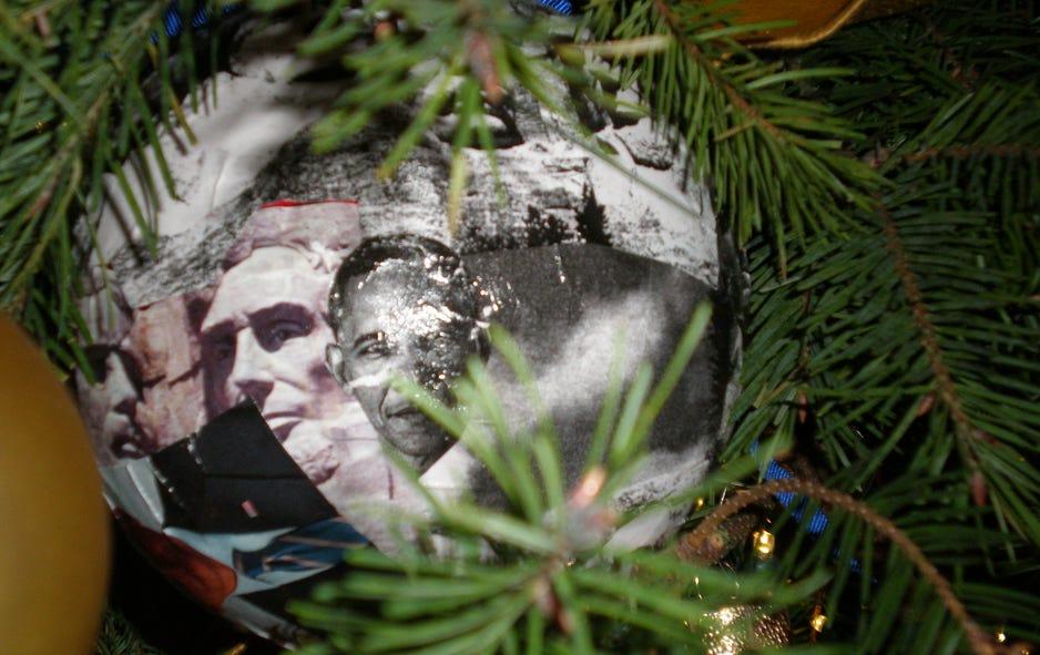 White House Christmas Tree Ornaments Fox News