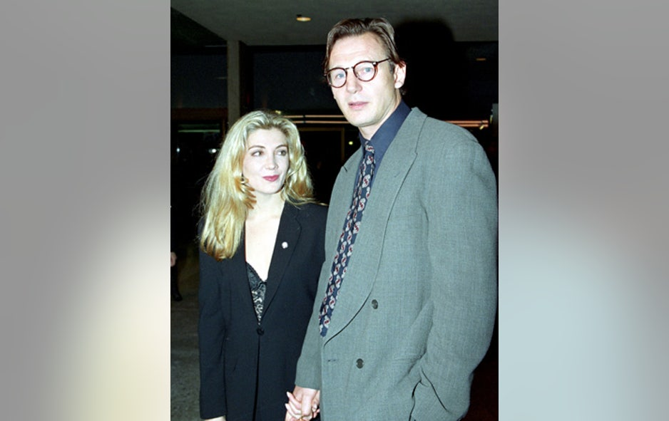 Natasha Richardson and Liam Neeson | Fox News