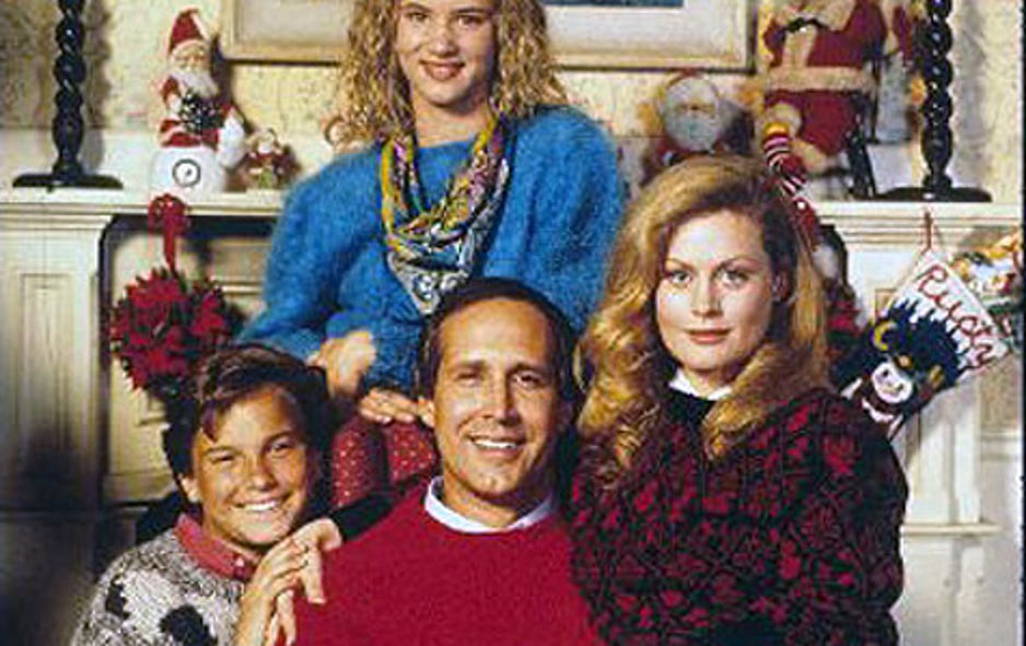 the griswolds - A Christmas Blessing Cast