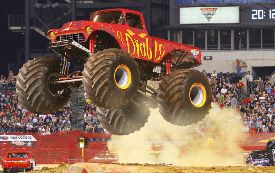 Monster Jam Introduces 'El Diablo' | Fox News