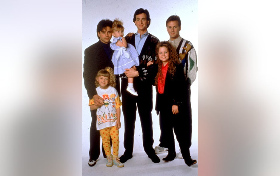 2014675049 Then Now  The Cast of  Full House