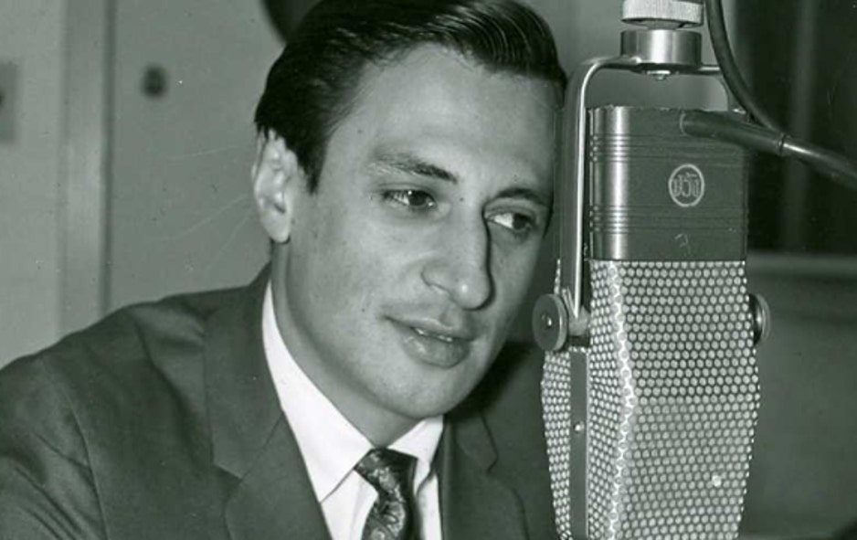 American Dream Circa 1960 >> Our American Dream La Dodgers Announcer Jaime Jarrin Is Senor