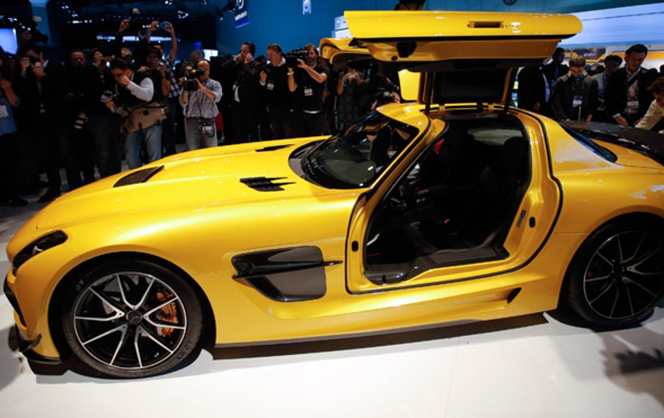 2012 Los Angeles Auto Show | Fox News