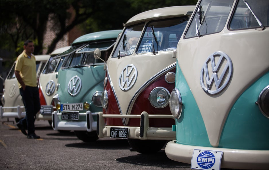 f218522db107fe Brazil Celebrates The End Of An Era For The Iconic Kombi