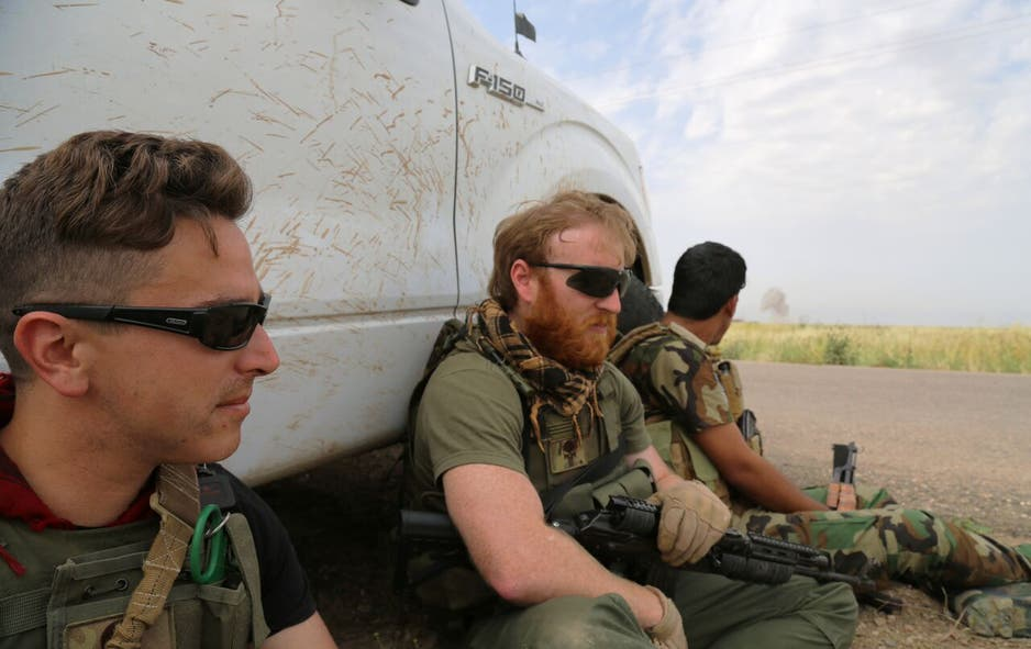 Exclusive photos from Iraqi firefight that killed U S  Navy