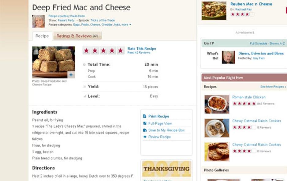 Paula Deen S Most Decadent Recipes Fox News