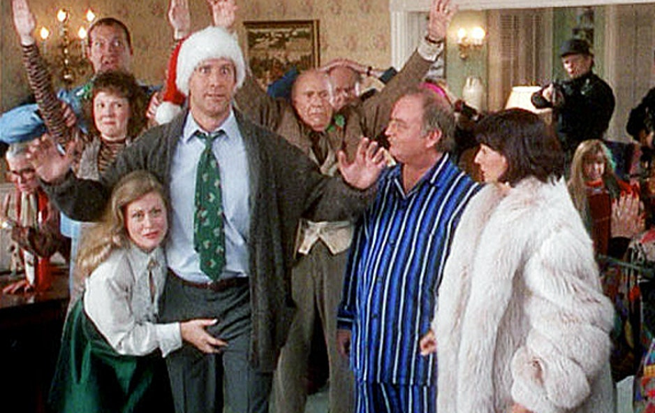 thennow the cast of national lampoons christmas vacation - National Lampoon Christmas Vacation Cast