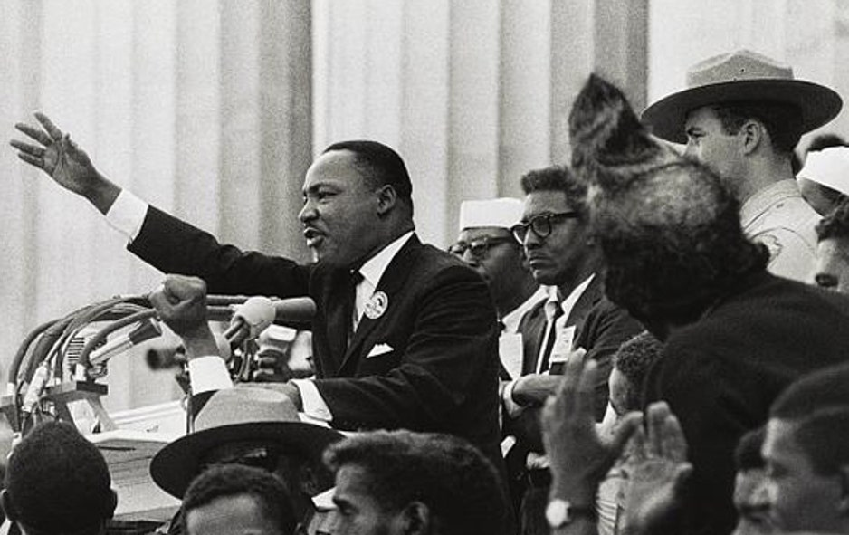 50th anniversary of Martin Luther King Jr 's 'I have a dream