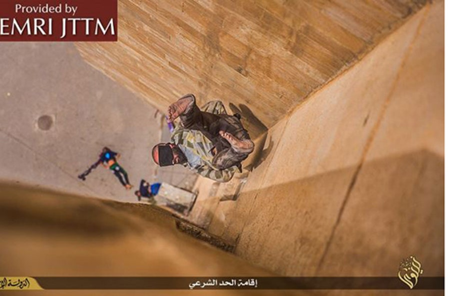 ISIS conducts more executions of men for being gay | Fox News