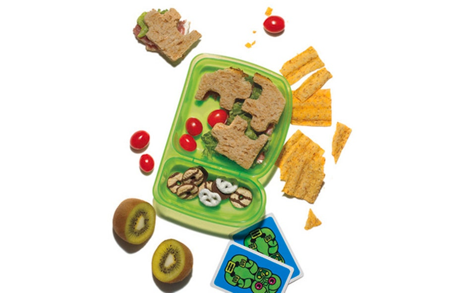 Four lunch ideas for kids | Fox News