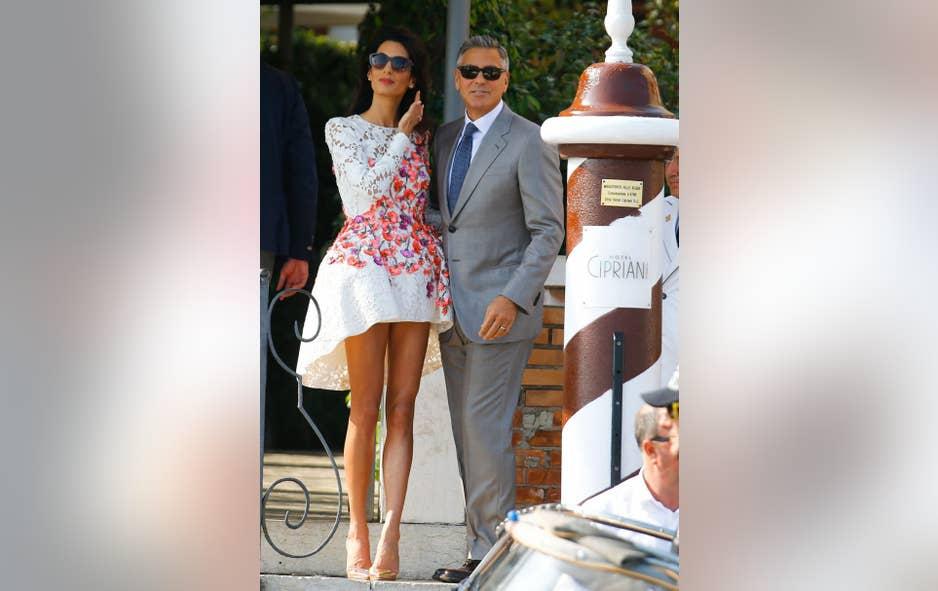 8 Ways to Capture Amal Alamuddin Clooney's Style | Fox News