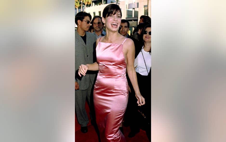 Sandra Bullock, People Mag's 'Most Beautiful Woman