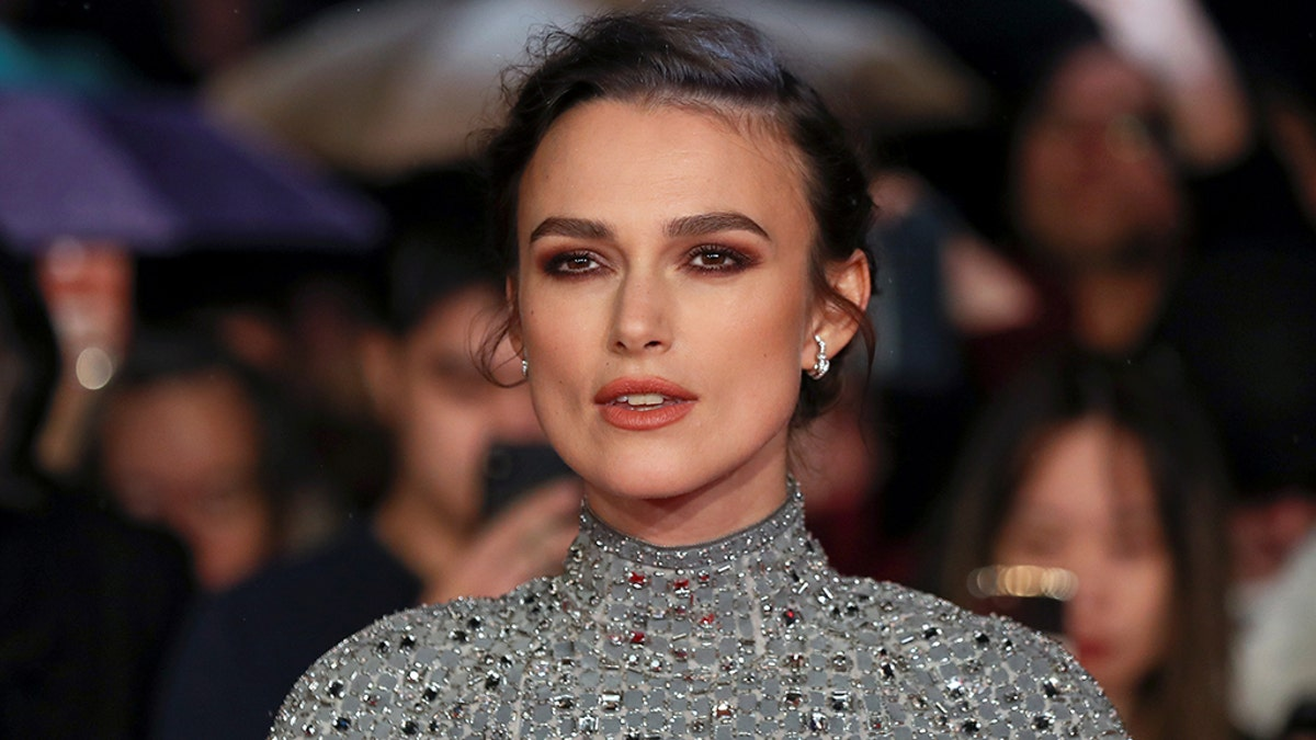 Keira Knightley refuses to film nude scenes after becoming a mother of two | Fox News