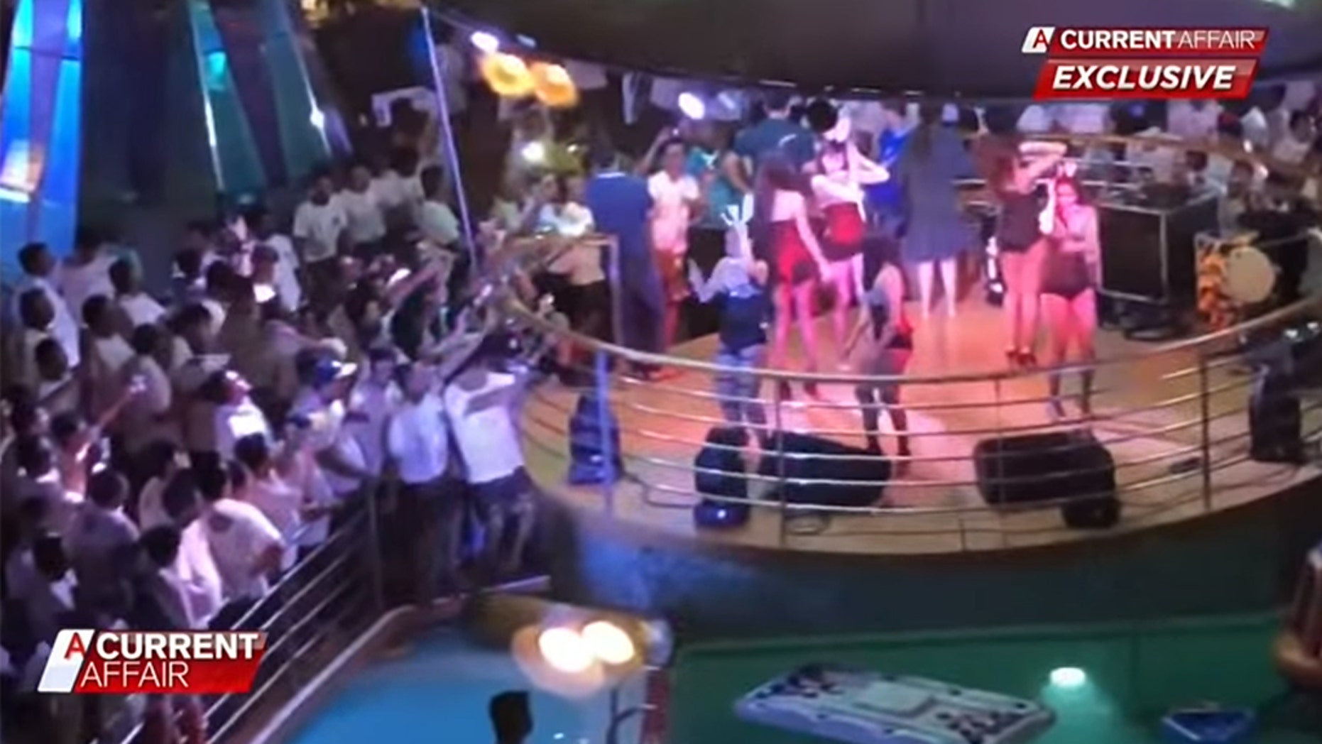Royal Caribbean Refunds Passengers Shocked by Conference's 'Crazy' Burlesque Cruise