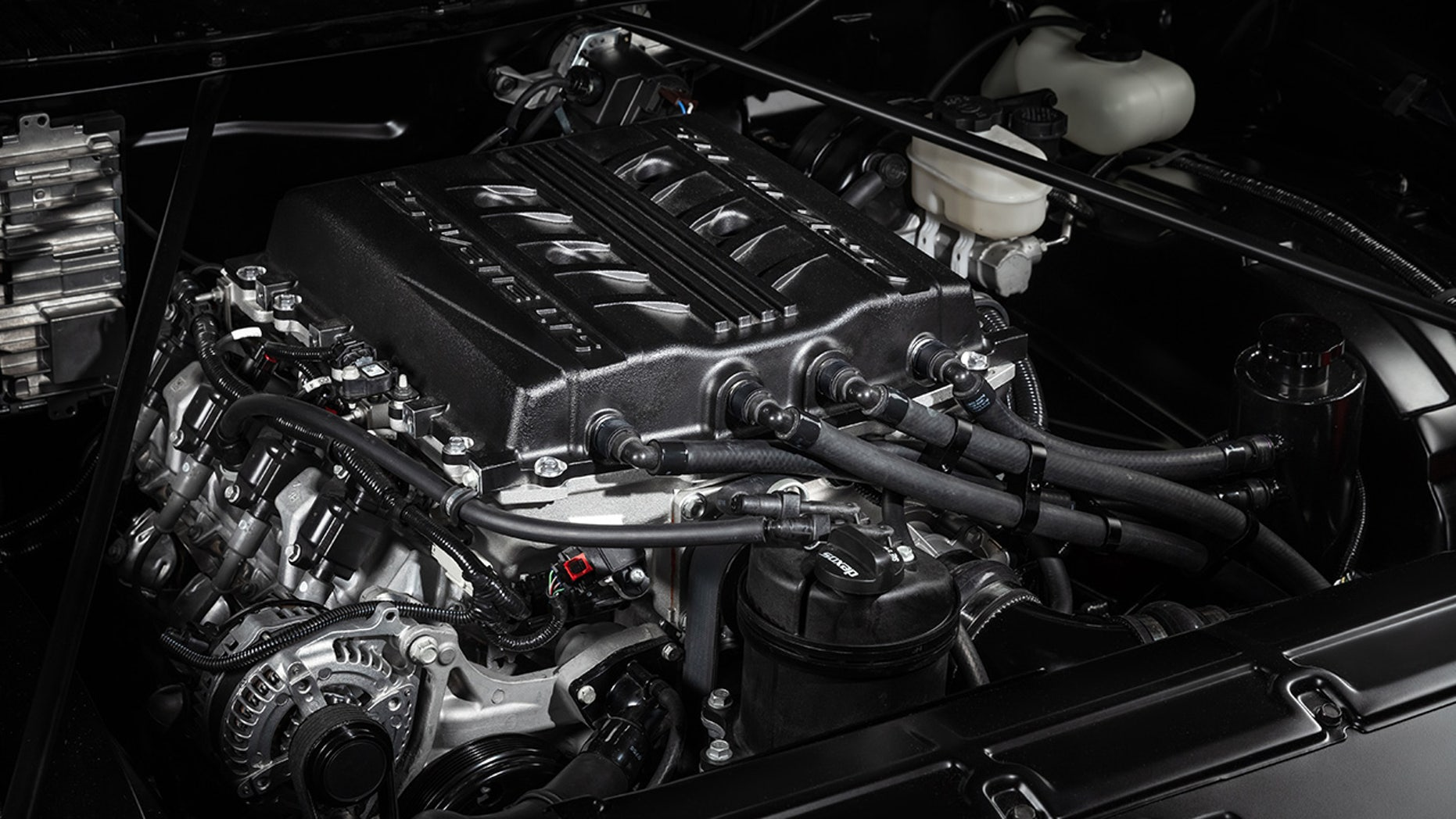 755 HP Crate Engine