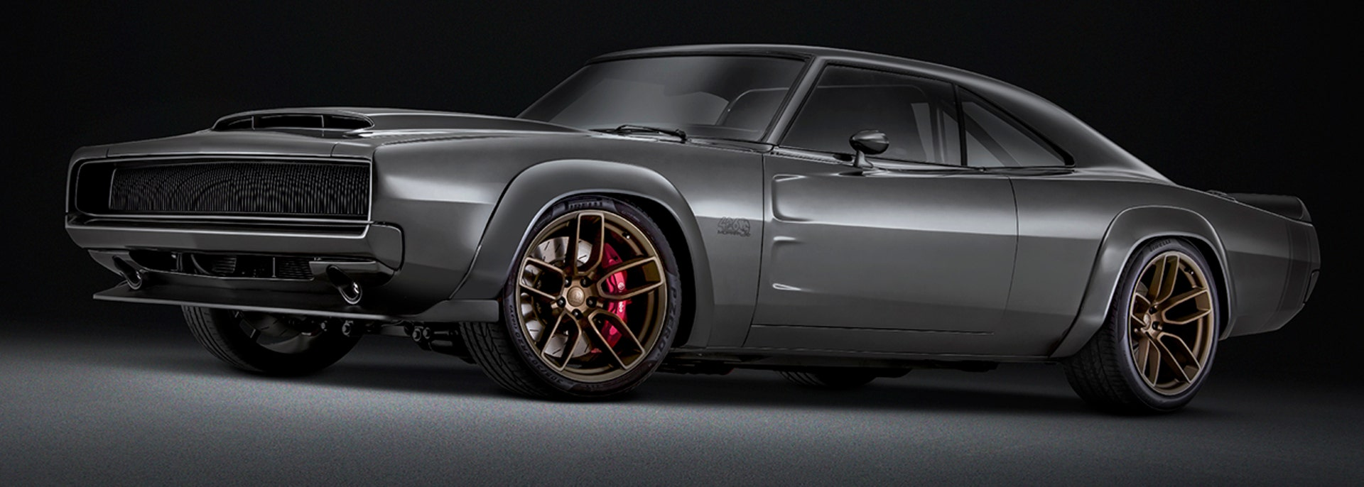 1 000 Hp Dodge Hellephant V8 Is Ready To Resurrect Your Classic