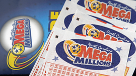 Mega Millions numbers selected for Friday's $122M jackpot