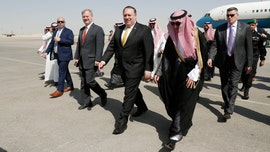 Pompeo lands in Saudi Arabia to meet with King Salman over missing writer