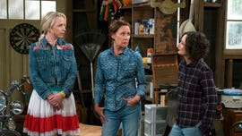 Roseanne Barr slams ABC for her character's fate