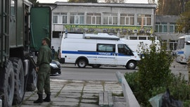 Manhunt in Crimea for possible accomplice in school attack