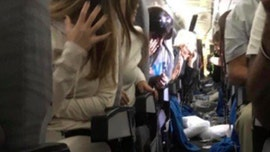 'Flight from hell': Severe turbulence injures 15 passengers, wrecks cabin on Argentina-bound plane