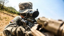 Sapphire gem-based 'transparent' armor protects soldiers from snipers