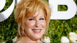 Bette Midler says Donald Trump's 'hateful rhetoric' is what caused stock market drop